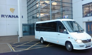 Coach hire in Dublin 9