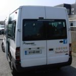 Minibus for hire in Dublin 3