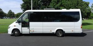 Minibus for hire in Dublin 13