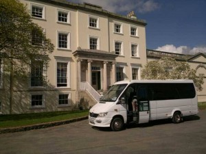 Minibus Golf Transfers Druids Glen Resort