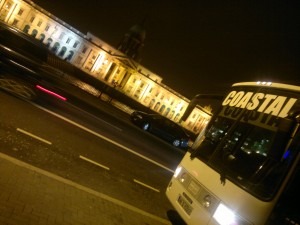 Coach Hire Dublin City Centre Tour