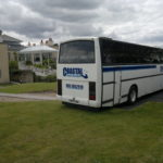 Coach hire in Dublin City Central