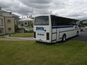 Coach hire Rental Dublin City