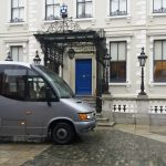 Minibus for hire in Dublin 1